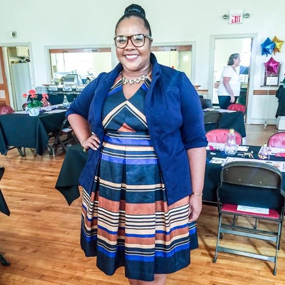 Dress Barn Dresses & Skirts - Beautiful A-Line Dress